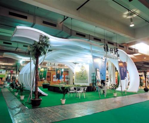展台设计创意风格的把握--济南米廷会展服务有限公司